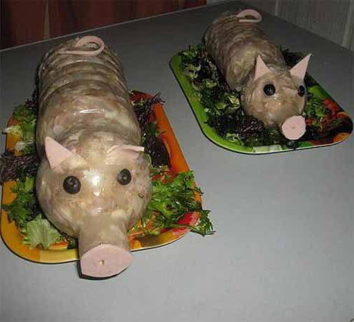 Свинско желе за здрави зъби, кожа, коса и стави