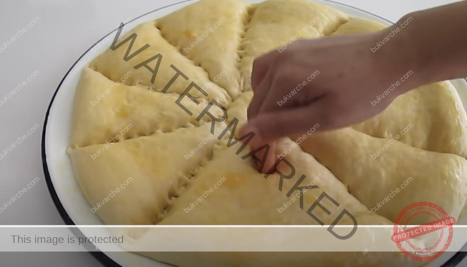 Питка с картофи, която можете да сервирате вместо хляб