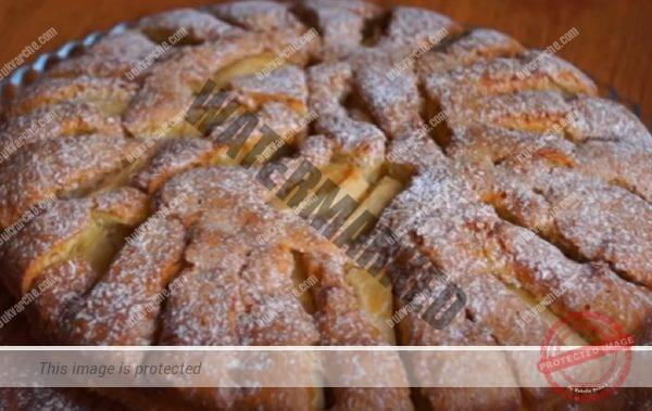 Рецепта за ябълков кейк по вкусен от торта. Опитайте!