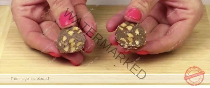 Домашни шоколадови бонбони - сладко изкушение за Коледа