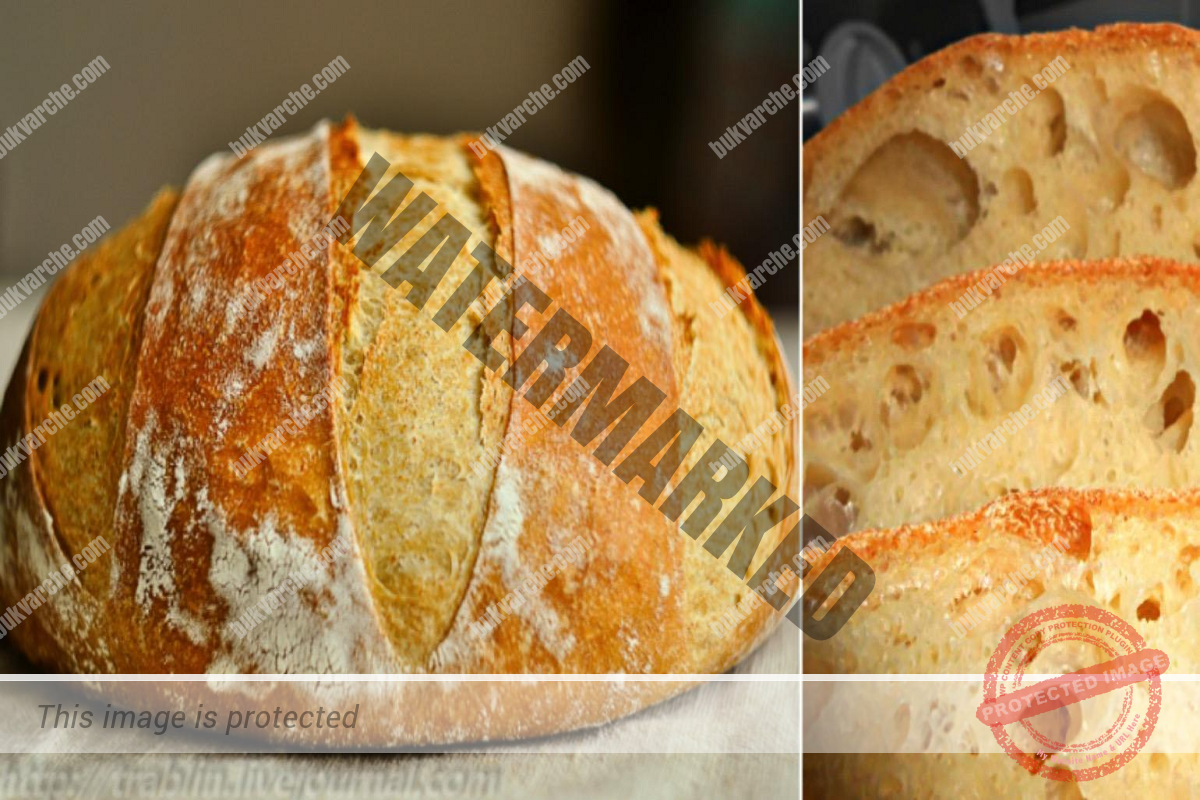 Домашен картофен хляб по стара рецепта - ненадминат вкус