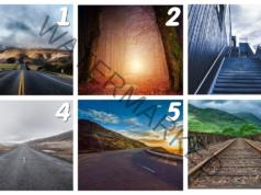 Какво ще донесе бъдещето за вас? Изберете своя път!