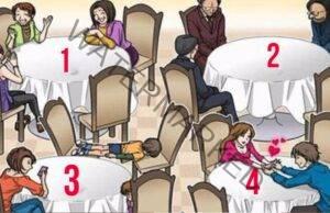 Как се чувствате в момента? Изберете една маса!