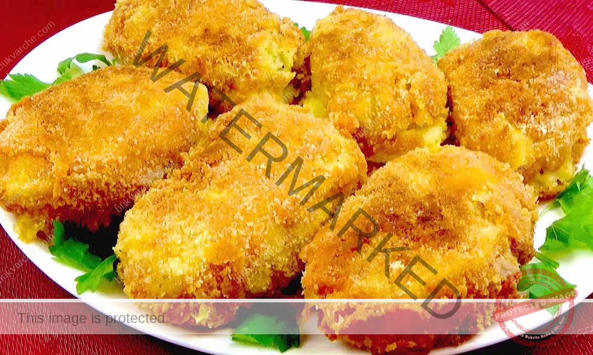 Картофени кюфтета с кайма. Невероятно вкусна вечеря!