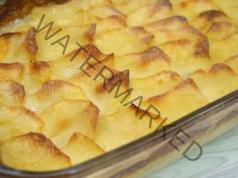 Печени картофи за гарнитура - подходящи за месо и салати