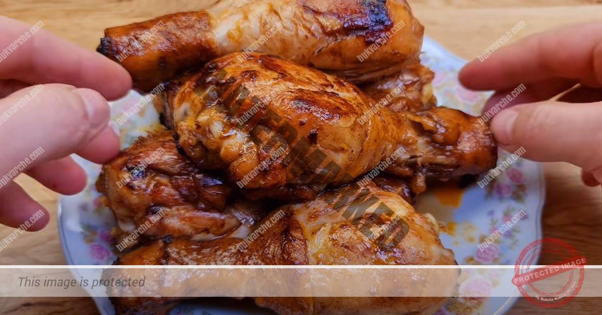 Пилешки бутчета на тиган - вкусен обяд за нула време