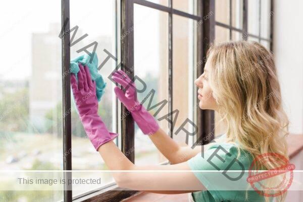 Почистване на прозорците до блясък с тези трикове