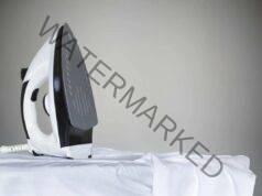 Почистване на ютията с три ефикасни домашни средства