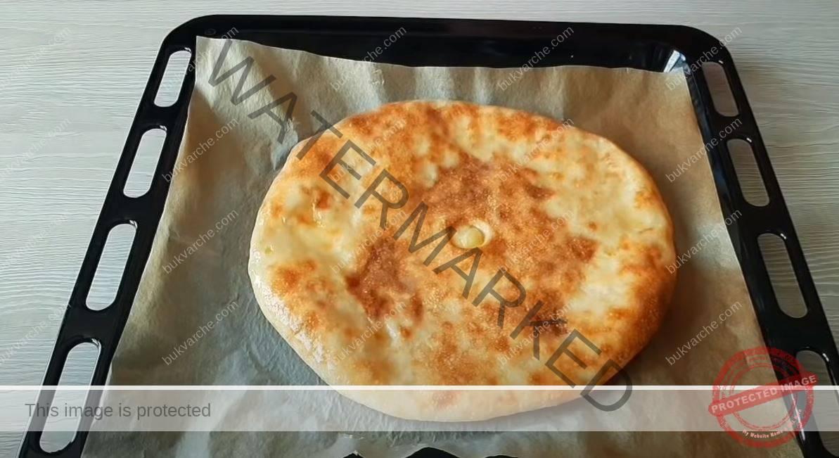 Хлебчета с кашкавал и картофи - меки, сочни и вкусни