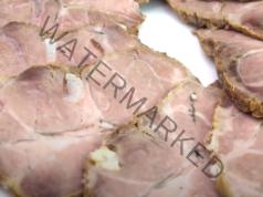 Свински врат на микровълнова фурна - бързо и вкусно