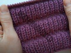 Модел плетка за жилетки, шалове и детски дрехи