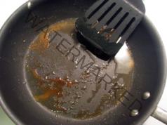 Чиста кухня след пържене - трик, който ще ви спести време и усилия