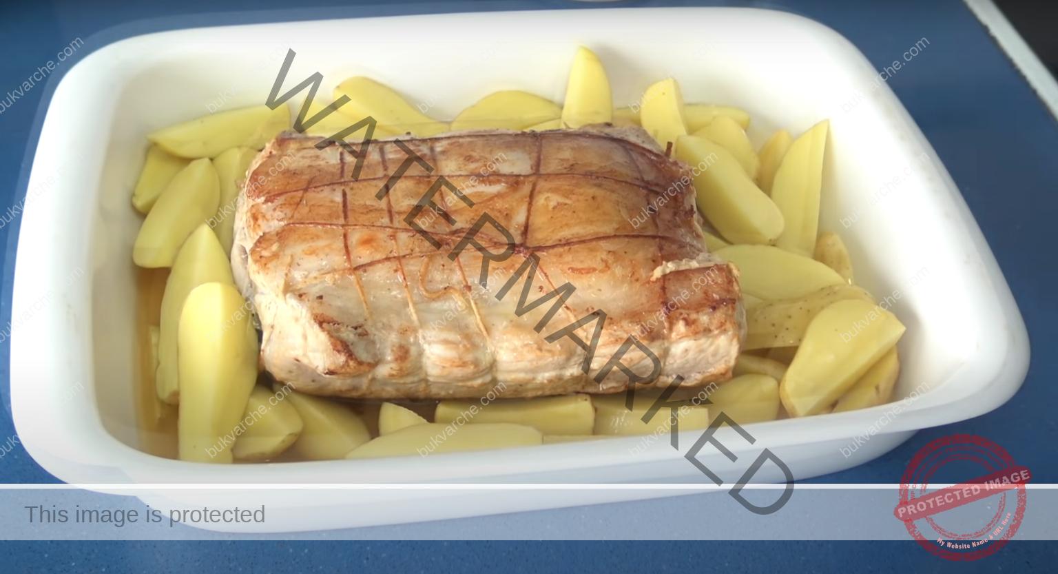 Пълнено филе на фурна: отлична идея за обяд или вечеря
