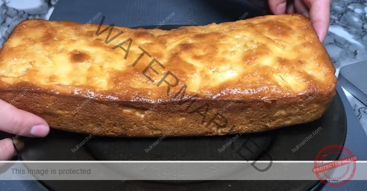 Рецепта за ябълков кекс, с която да зарадвате близките си