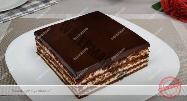Сензационно вкусна торта без фурна и без миксер! Запазете си тази рецепта!