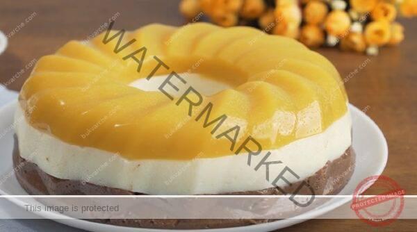 Торта с портокалов сок и какао - топи се в устата