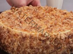 Домашна орехова торта, която се приготвя лесно и бързо