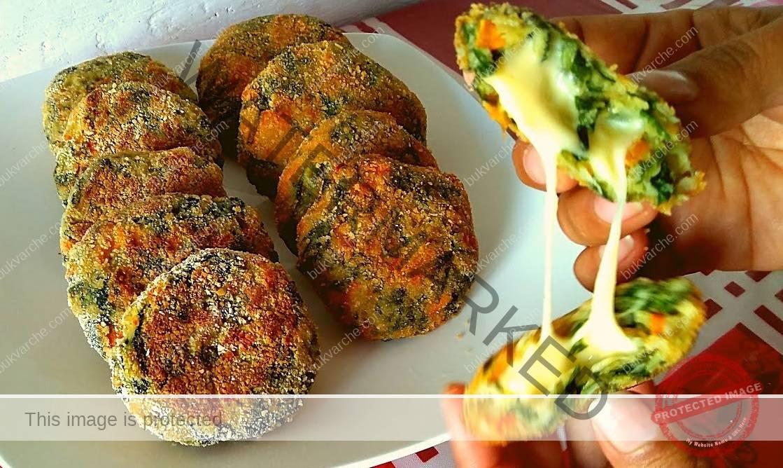 Зеленчукови кюфтета: здравословна алтернатива