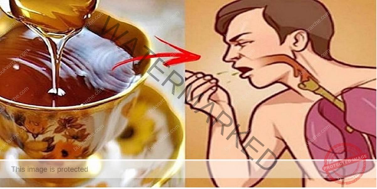 Лек с червен лука при астма, бронхит и кашлица