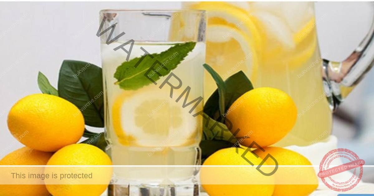 Топла лимонова вода сутрин за силна имунна система