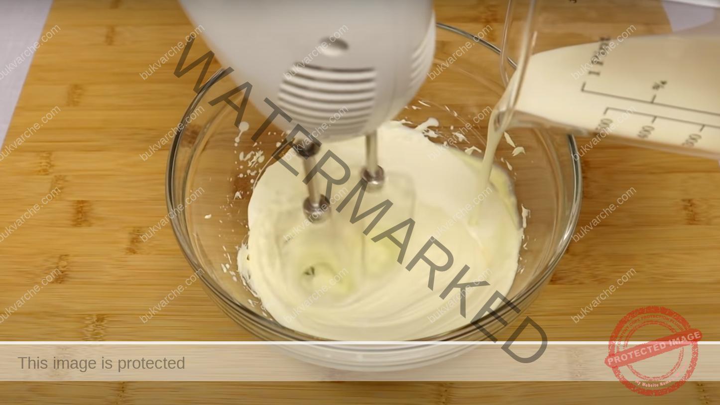 Тирамису с кондензирано мляко: най-вкусната рецепта