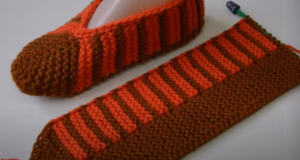 Бързи двуцветни терлици за вас или подарък за ваш близък