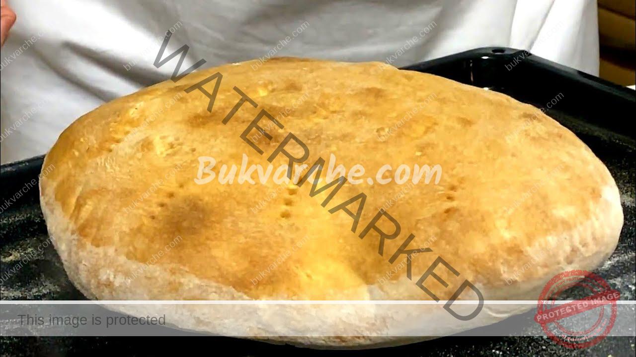 Бърз домашен хляб - рецепта, за която не ви е необходима мая