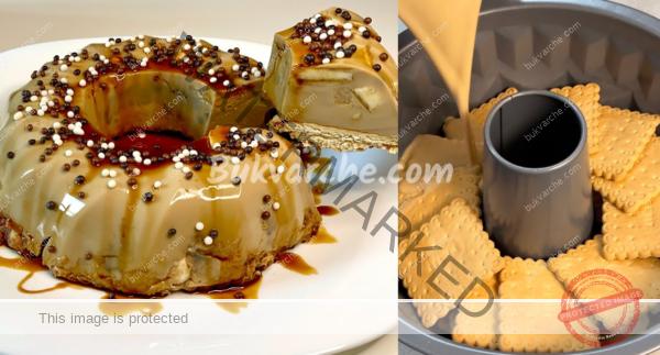 Десерт с пудинг и банани – вкусно и бързо лакомство