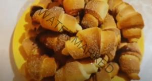 Домашни кроасани с пълнеж: непременно опитайте тази рецепта