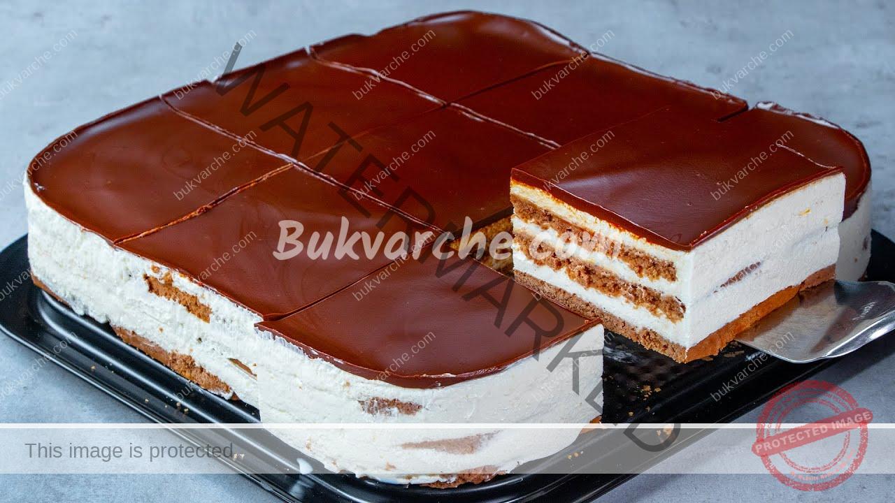 Кремообразен домашен десерт с отличен вкус и аромат