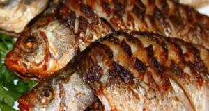 Малките кости в рибата вече не са проблем - полезен съвет