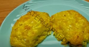 Пържоли с кашкавал и яйца на фурна. Бърз и сочен обяд