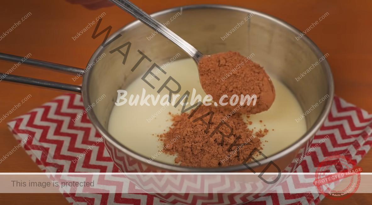 Рецепта за домашни бонбони с кондензирано мляко