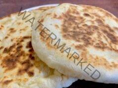 Хлебчета с кефир на тиган. Вкусна алтернатива