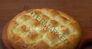 Чесново хлебче с моцарела - ще се влюбите от първата хапка