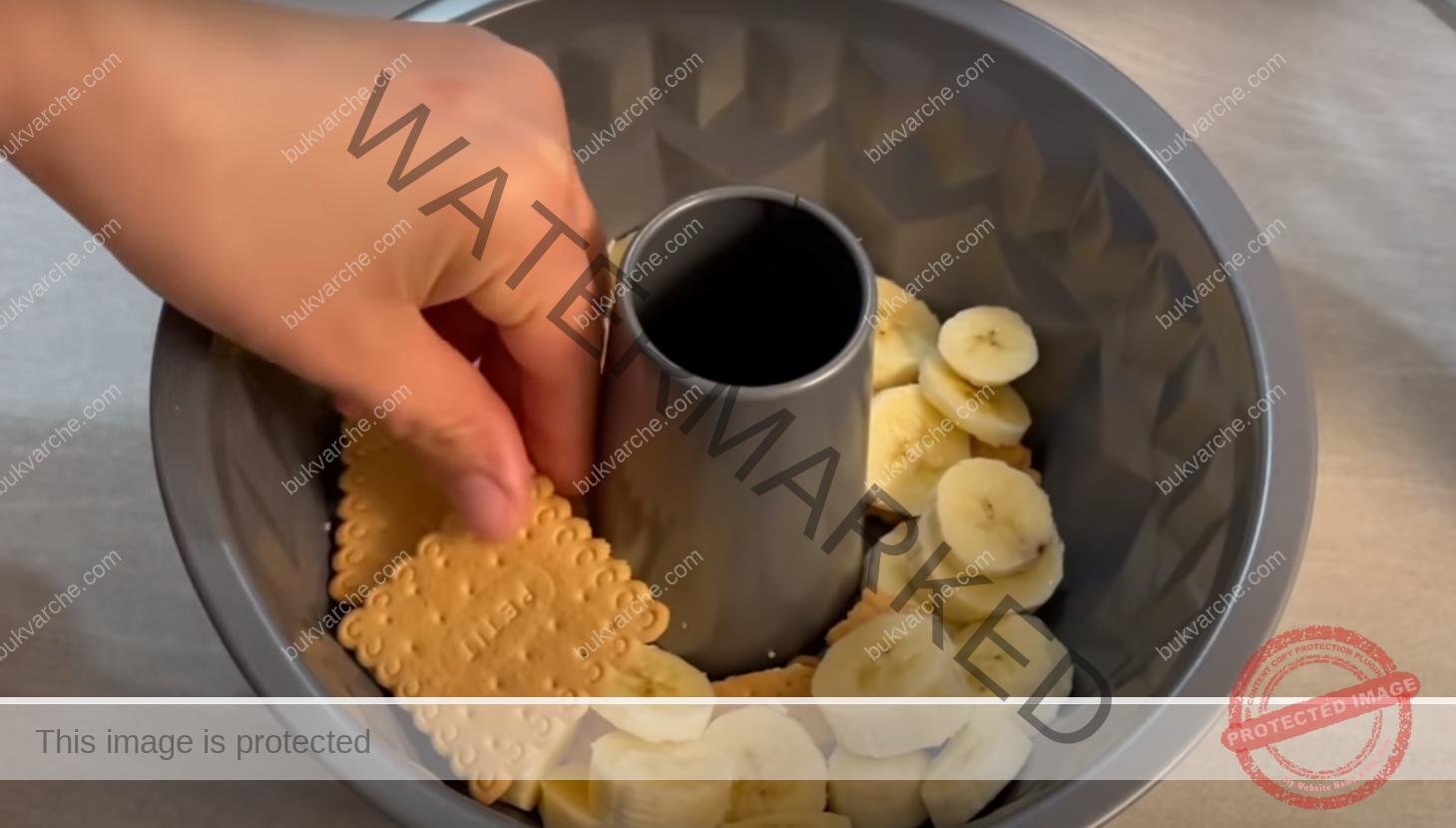 Десерт с пудинг и банани - вкусно и бързо лакомство