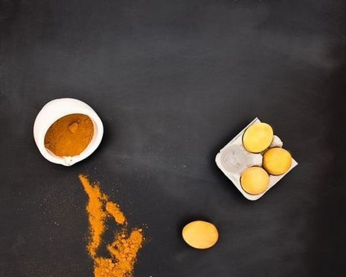 Натурални бои за яйца, които можете да използвате