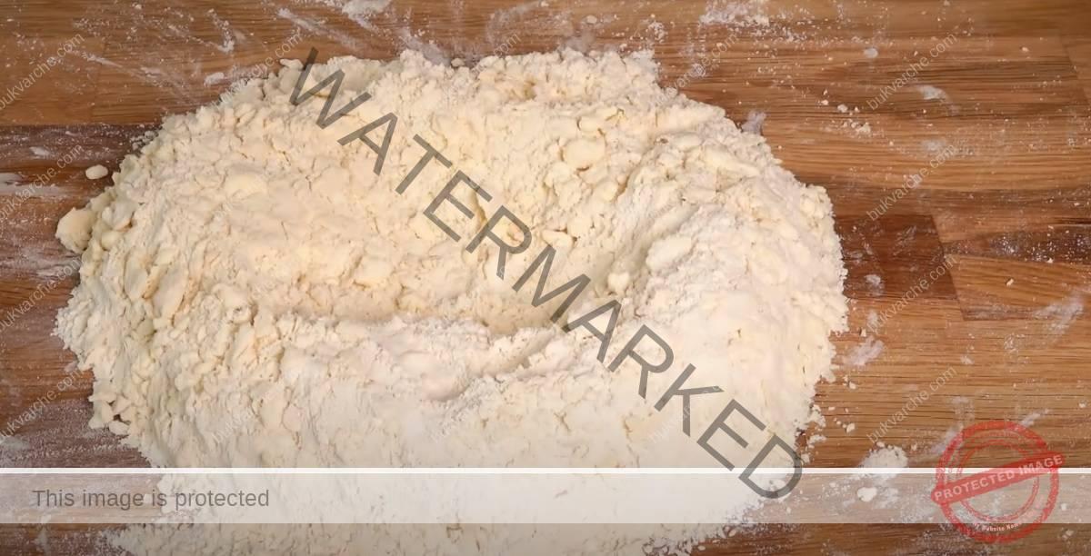 Пръчици от бутер тесто, които се правят много лесно