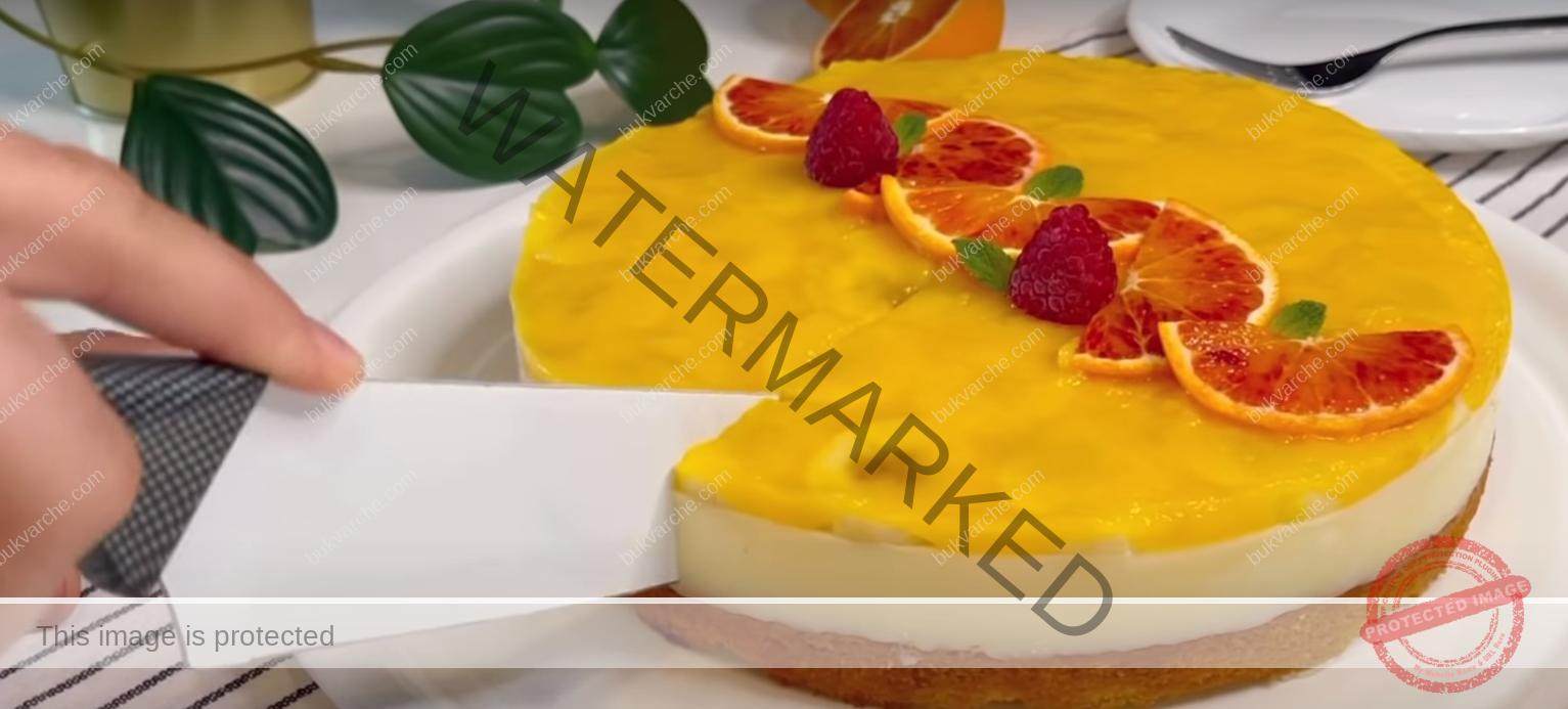 Сочна бананова торта, подходяща за всяка трапеза