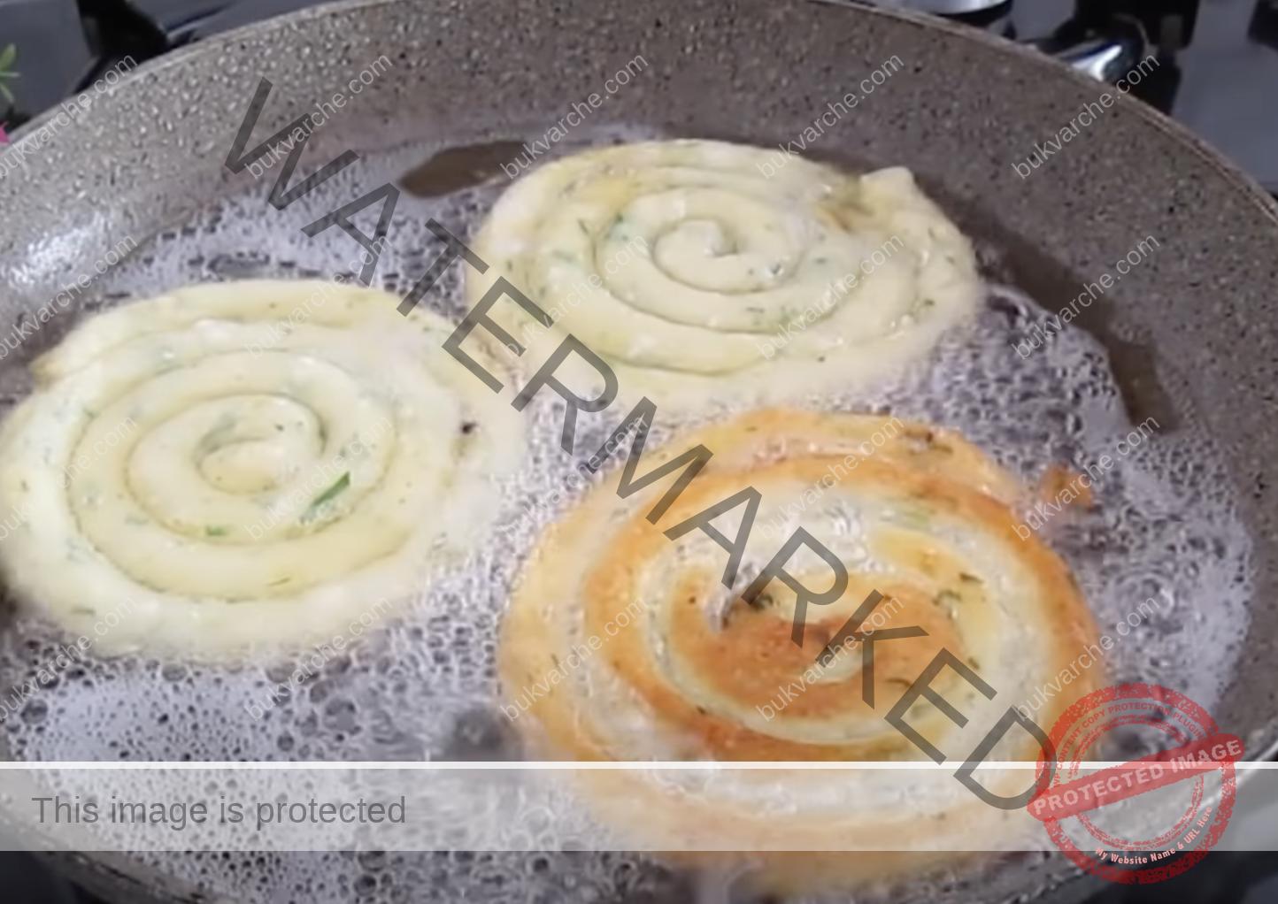 Картофени спирали със сирене вместо пържени картофи