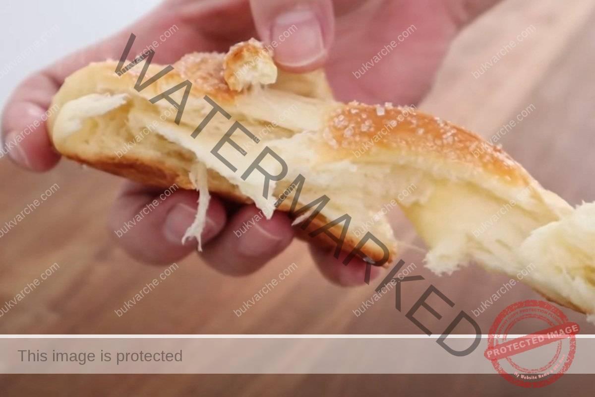 Домашни маслени хлебчета със захар по стара рецепта