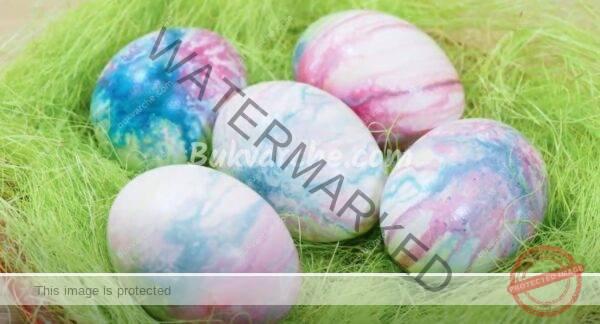Боядисване на яйца на пара – един нов и оригинален начин