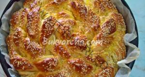 Бутер питка със сирене за вашата закуска или вечеря