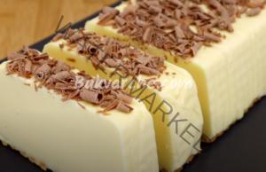 Десерт с мляко и желатин - вкусна рецепта за мързеливи домакини