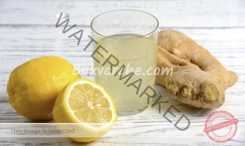 Джинджифилова вода за отслабване и за силен имунитет