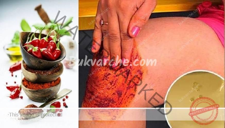 Домашен лек за колене, кости и болки в ставите