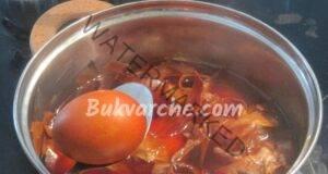 Как да свариме яйцата за Великден, без да се напукват?