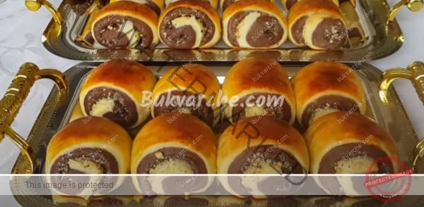 Кифлички с какао – вкус, на който никой не може да устои