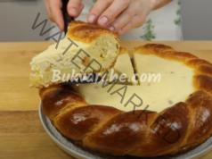 Козунак с извара и стафиди - любим рецепта за Великден