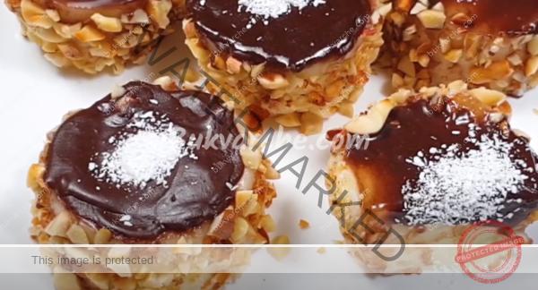 Млечен пудинг с шоколадова глазура – нежен десерт